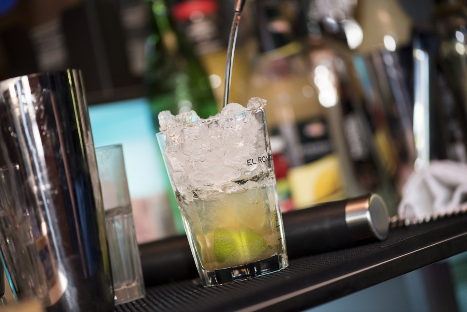 Cocktail Caipirinha, Freetime Events - Catering & Events